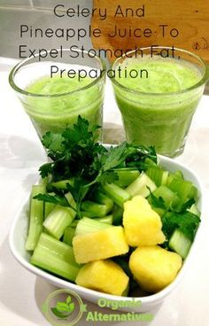 Celery And Pineapple Juice To Expel Stomach Fat, Preparation Juice Recipes, Juice Recipes, Juice Recipes Sellerie-Ananas-Saft zum . Detox Diet Drinks, Natural Detox Drinks, Healthy Juice Recipes, Smoothie Detox, Healthy Juices, Juice Smoothie, Healthy Smoothies, Healthy Drinks, Cleanse Detox