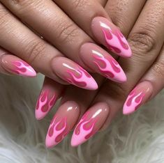 Neon nail art design Nails Over 50 Bright Summer Nail Art Designs That Will Be So Trendy All Season Edgy Nails, Grunge Nails, Funky Nails, Swag Nails, Halloween Acrylic Nails, Summer Acrylic Nails, Best Acrylic Nails, Neon Nail Art, Neon Nails