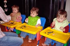 How Feeding Triplets Brings Out the Ninja in Me #HFBrightSide