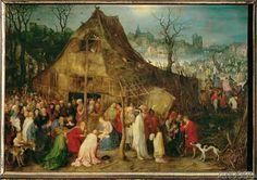 Jan+Brueghel+der+Ältere+-+The+adoration+of+the+three+Magi