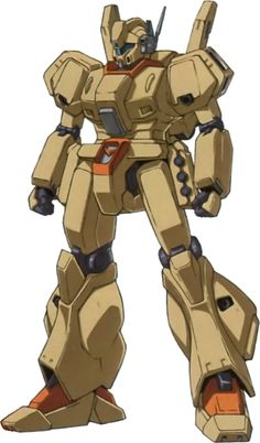 The RGM-89A2 Jegan Type-A2 (GR) is a variant of the RGM-89 Jegan from the Mobile Suit Gundam Unicorn OVA series.