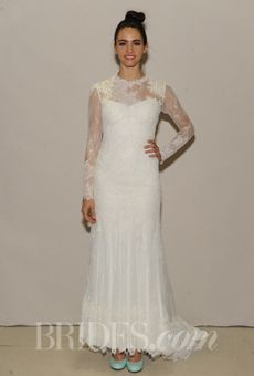 Brides: Ivy & Aster - Spring 2014 | Bridal Runway Shows | Wedding Dresses and Style | Brides.com