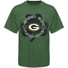 Green Bay Packers Green Celtic Fan Heathered T-shirt < I love this Irish Packers shirt #UltimateTailgate #Fanatics