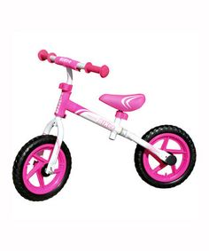 BIKee Balance Bike helps kids learn to balance without need for training wheels