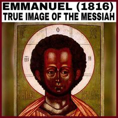 "Here is MORE irrefutable PROOF that the true image of the (Yahawashi) Christ and the real Jews/Israelites fare found all over Europe. These Israelites ruled for a 1000 years. These images only became ""white washed"" during the renaissance era, when. Black History Books, Black History Facts, Blacks In The Bible, Black Hebrew Israelites, Afrique Art, Biblical Art, Biblical Hebrew, Black Jesus, 12 Tribes Of Israel"