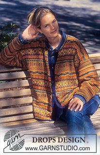 Maybe someday I'll be up to knitting this.  It's super complex.  Not in stitches, just the pattern.  Very lovely though.