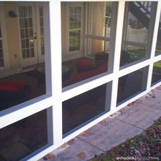 Build A Screened Porch Beneath An Elevated Deck By Incorporating An  Underdeck Ceiling In The Design