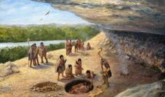 A new paper published in the Proceedings of the National Academy of Sciences has announced the discovery of the youngest known human remains ever found in the Arctic – two Ice Age babies that we Native American Population, Native Americans, Stone Age People, Paleolithic Art, Paleolithic Period, Prehistoric Age, Early Humans, Primitive Survival, Historical Art