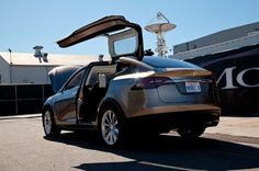 Tesla Model X. Yeah Man!
