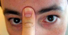 20 Saniye Parmağınızı Bu Şekilde Bastırırsanız | Hatunzade.Com