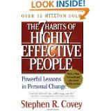 Stephen Covey is pretty incredible... I've read several of his books and attended his teleconferences