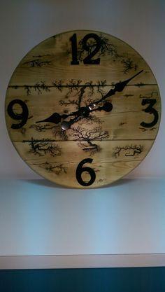 Lichtenberg clock