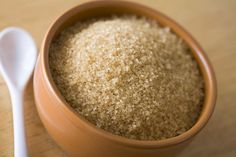 You don't want to run to the store in the middle of a recipe, so why go to the expense when you can use this simple brown sugar substitute instead? Substitute For Brown Sugar, Brown Sugar Scrub, Perfume Recipes, Sugar Alternatives, How To Make Brown, British Baking, Baking Tips, Baking Hacks, Coconut Sugar