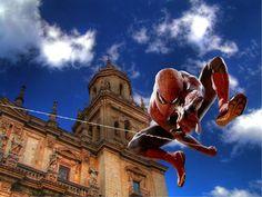 Consulta la cartelera de #Jaén descargando la App piturda.com/app/ #cine #eventos #piturda #cartelera #Jaén #spiderman #catedraldejaen