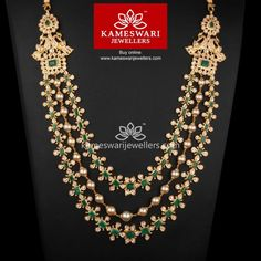 All types of jewelry at one place – My favourite jewelry collection Antique Jewellery Designs, Gold Jewellery Design, Bead Jewellery, Antique Jewelry, Emerald Jewelry, Gold Jewelry, Diamond Jewelry, Gold Necklace, Dainty Jewelry
