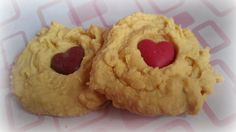 Oatmeal Raisin Heart Cookie Tarts by CandleConfectionery on Etsy, $7.95