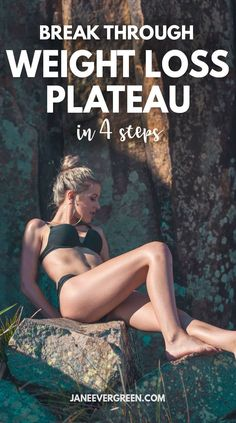 Learn how to get over a weight loss plateau and continue losing weight. Check this strategy Best Weight Loss, Healthy Weight Loss, Weight Loss Tips, Gym Workout Tips, Fast Workouts, Lose Weight In A Week, How To Lose Weight Fast, Losing Weight, Workout Aesthetic