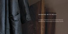 "NOVEMBER STORIES: ""WORKING WITH WOOD - a Nordic perspective on cabinetmaking"", a book telling the Nikari story celebrating our 50th anniversary is soon available"