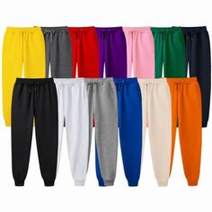 Sports Pants for Running Solo Color ARISTOCRATIC Mens Joggers Sweatpants, Cotton Sweatpants, Joggers Womens, Jogger Pants, New Flame, Jogging, Sport Pants, Courses, Fashion Pants