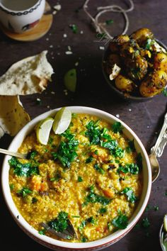Khichdi or one pot and rice lentil stew is the quintessential Indian comfort food. This healthy bowl of stew is super nutritious, mildly spiced, easy to make and