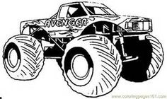 hot cars coloring pages - Bing Images