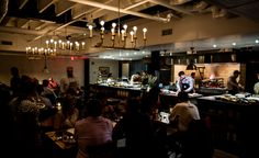 Located in Washington, DC,The Dabney sources food from the Mid-Atlantic's finest farms and purveyors. Theexperience is unpretentious, delicious, and fun.