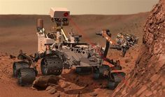 Curiosity to probe whether Mars was life-friendly in the past