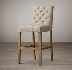 Bennett Parsons Upholstered Barstool