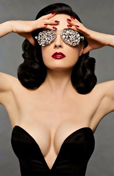 Dita is the most beautiful lady ever.