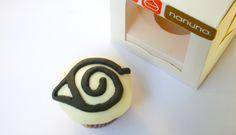 Cupcake naruto. #Cupcakes #Tortas #Argentina #Nanuna Conocenos en http://nanuna.com.ar/