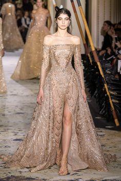Défilé Zuhair Murad Printemps-été 2018 Haute couture - Madame Figaro