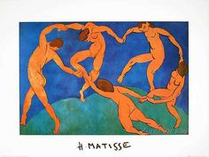 Henri Matisse - La Dance