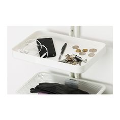 ALGOT Tablette avec console  - IKEA