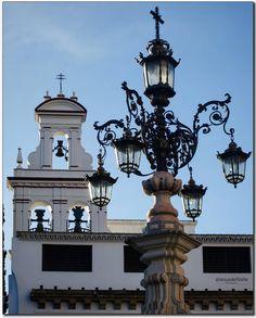 Plaza Virgen de los Reyes (Sevilla)