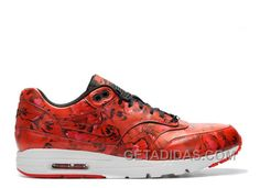 """Purchase limited editions of Nike Women's Air Max 1 Ultra Lotc Qs """"Shanghai"""" Chllng Rd Chllg Rd Smmt Wht B. Worldwide shipping from 1 to 7 working days. Air Max 1, Nike Air Max, Nike Air Jordan Retro, Pumas Shoes, Men's Shoes, Nike Shoes, Zapatos Air Jordan, Air Jordan Shoes, Rihanna"""