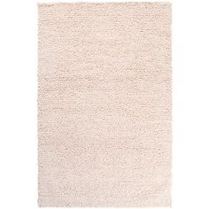@Overstock - Crafted in India from New Zealand felted wool, this ivory rug features a shag pattern. This area rug features a 1-inch pile height.http://www.overstock.com/Home-Garden/Hand-Woven-Nimbus-Ivory-Wool-Rug-8x10/5323149/product.html?CID=214117 $429.24