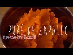 Puré de Auyama / Calabaza / Zapallo / Pumpkin | Receta Rápida | Mi Casa Fácil con kateydani - YouTube