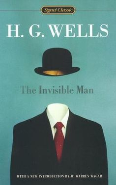 The Invisible Man by H.G. Wells    Read this one when I was younger. It taught me that sometimes there's more mystery in SF books than in detective novels :D