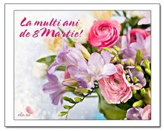 8 Martie, 8th Of March, Good To Know, Happy Halloween, Happy Birthday, Rose, Aquilegia, Romania, Weddings