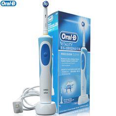 ToothBrush Oral B Rechargable Electric Toothbrush vitality precision clean D12 Oral Hygiene Dental waterproof teeth brush 1pcs