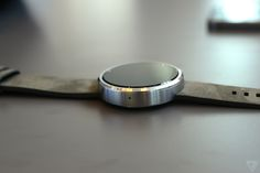 Up close with the Moto 360, the best-looking smartwatch yet   The Verge