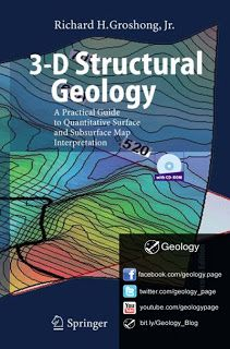Book Name : 3-D Structural Geology A Practical Guide to Quantitative Surface and Subsurface Map Interpretation Second Edition By : Richard H