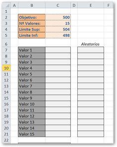 La Rebotica de Excel: Aleatorios Acotados con Promedio Objetivo