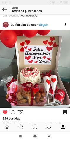 Happy Birthday Husband, Bff Birthday, Cute Boyfriend Gifts, Cards For Boyfriend, Valentines Baking, Valentines Diy, Beer Mug Cake, Creative Birthday Gifts, Birthday Breakfast