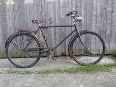 Old Bicycle, Vintage Bikes, Tricycle, Vehicles, Bicycles, German, Antique Bicycles, Vintage Motorcycles, Car
