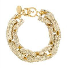 Basilissa - Pave Bracelet from ILY Couture Jewelry Box, Jewelery, Jewelry Accessories, Fashion Accessories, Women Jewelry, Nice Jewelry, Link Bracelets, Beaded Bracelets, Necklaces