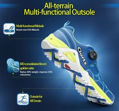16 Clorts Men BOA Lacing System Running Shoes Free Run Lightweight Sport Shoes Breathable Outdoor Running Sneakers – Feet Comforts