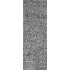 nuLOOM Machine-Made Marleen Area Rug or Runner, Gray