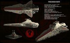 Venator class Star Destroyer ortho [updated] by unusualsuspex.deviantart.com on @deviantART