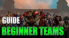 Interested in playing Blood Bowl but you're not sure what team to pick? Here's my guide to picking a good beginner team! What Team, Blood Bowl, Ralph Mcquarrie, League Of Legends, Funny Pictures, Fanny Pics, League Legends, Funny Pics, Funny Images